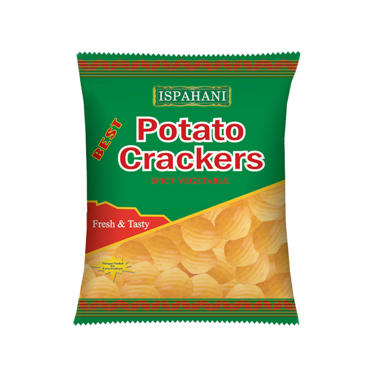 Potato Crackers Spicy Vegetable 22 gm