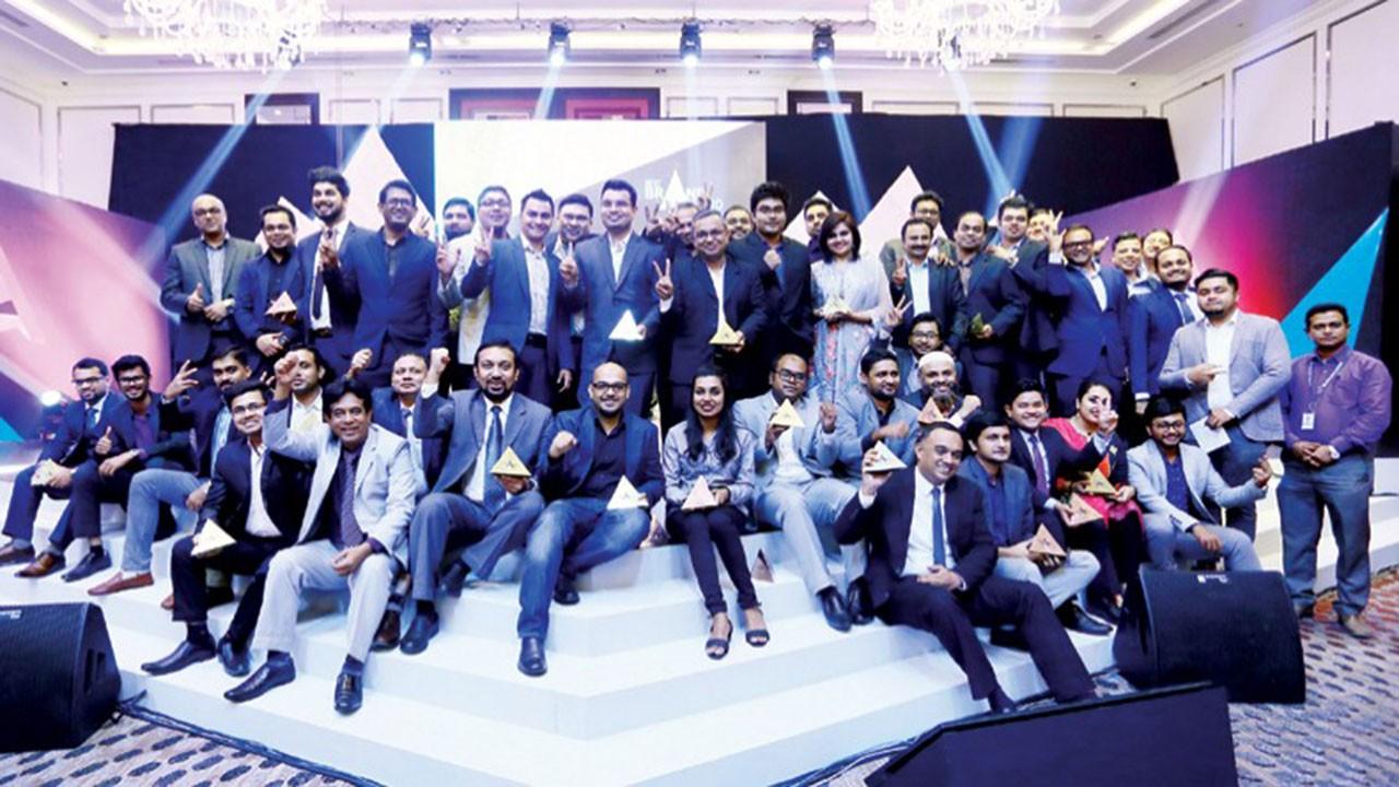 Ispahani wins Best Brand Award 2018