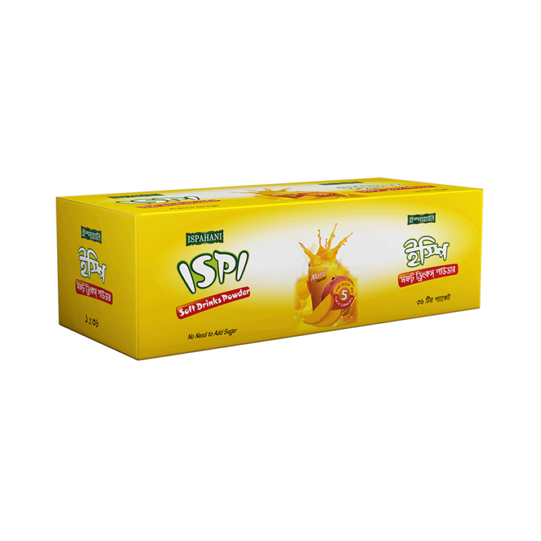 ISPI Mango Instant Powder Drink 8 gm